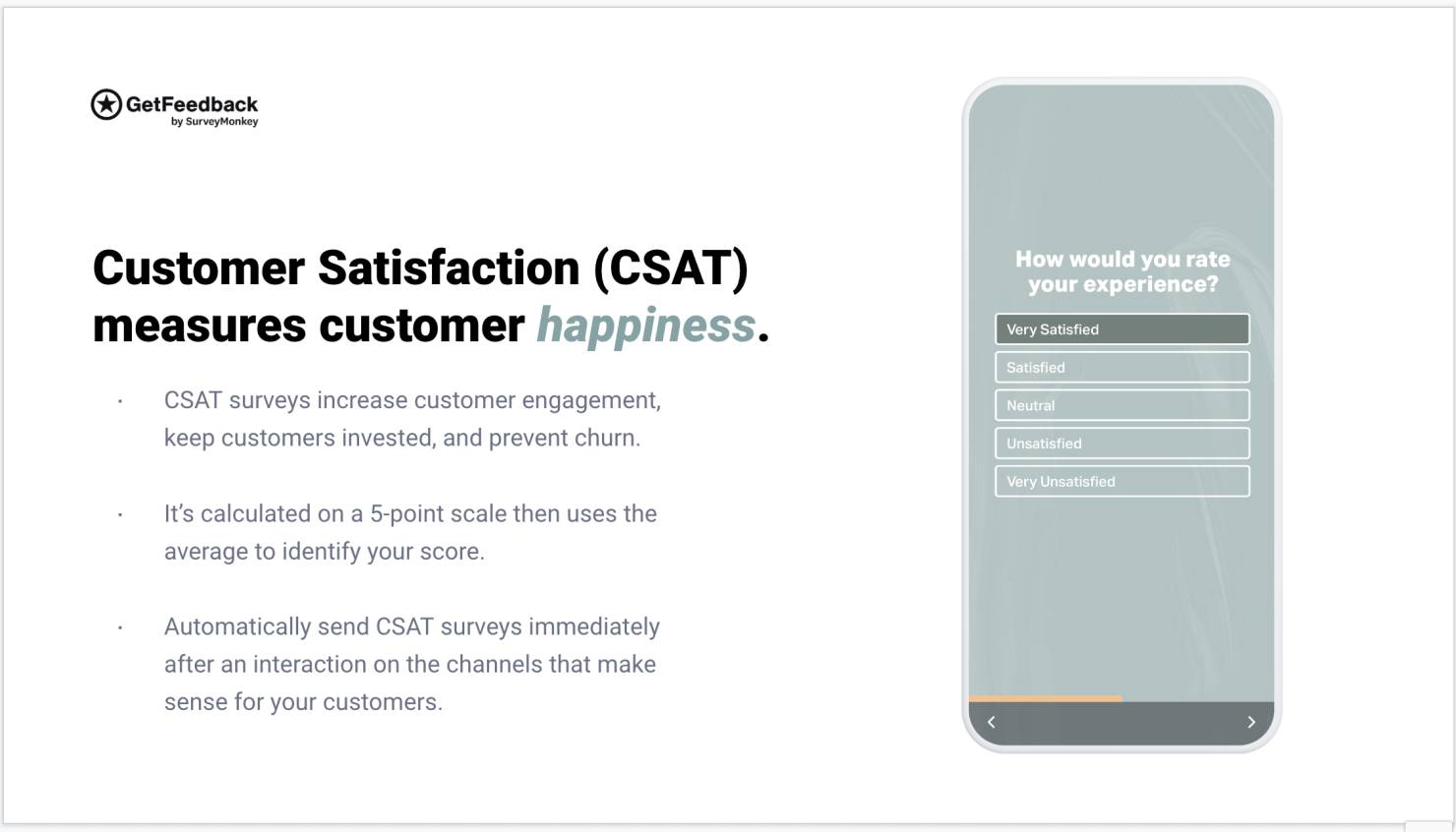 slide 4 How to Drive More Revenue With NPS, CSAT, and CES
