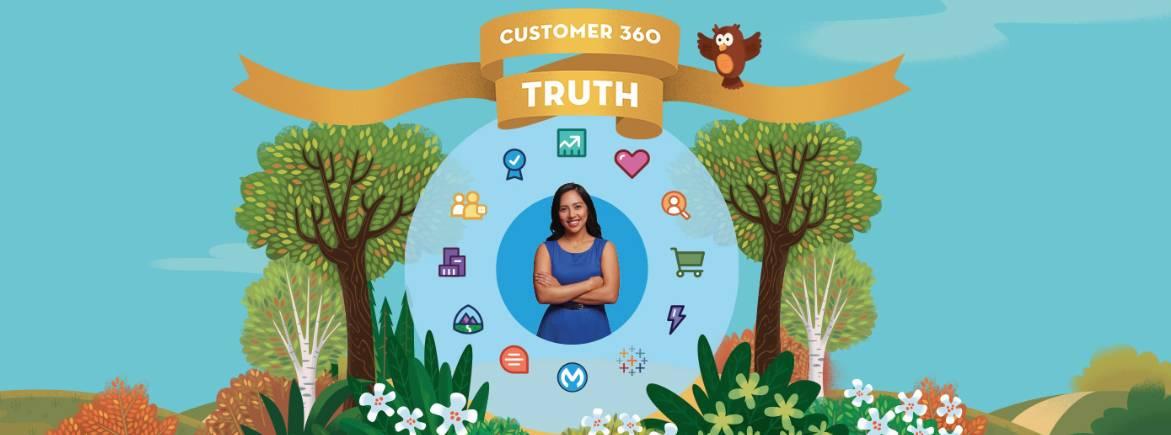 Dreamforce marc benioff keynote customer 360 truth