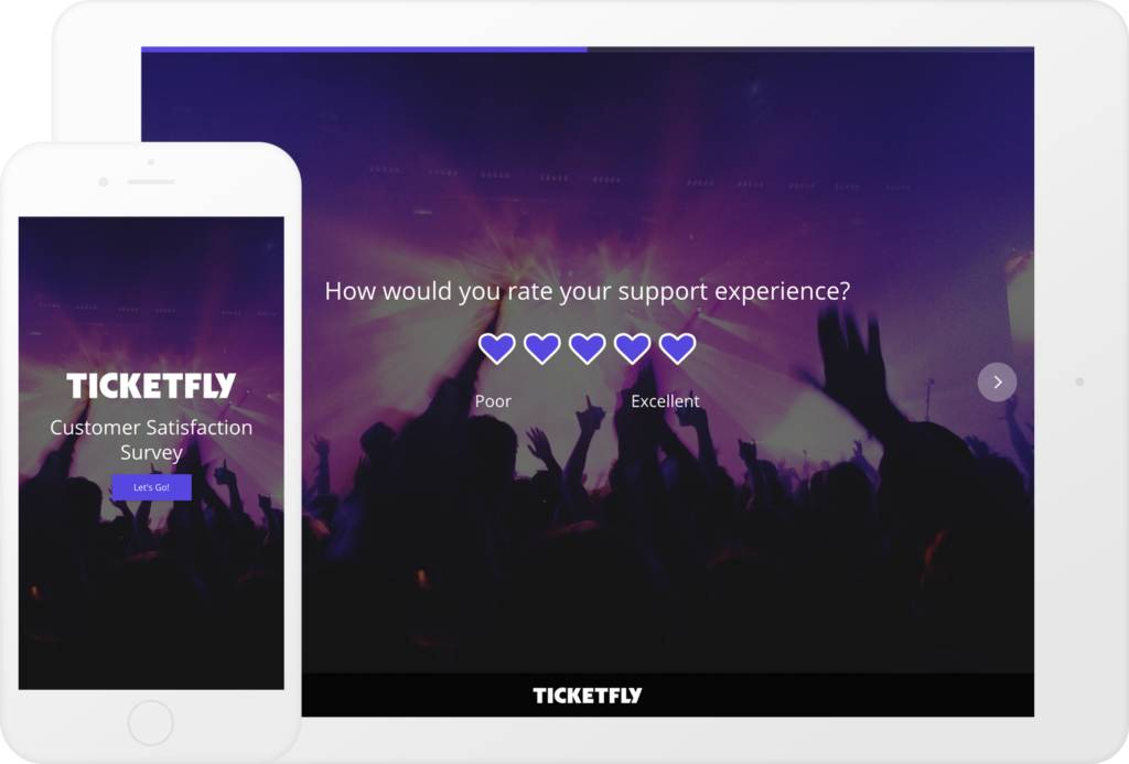 Ticketfly CSAT