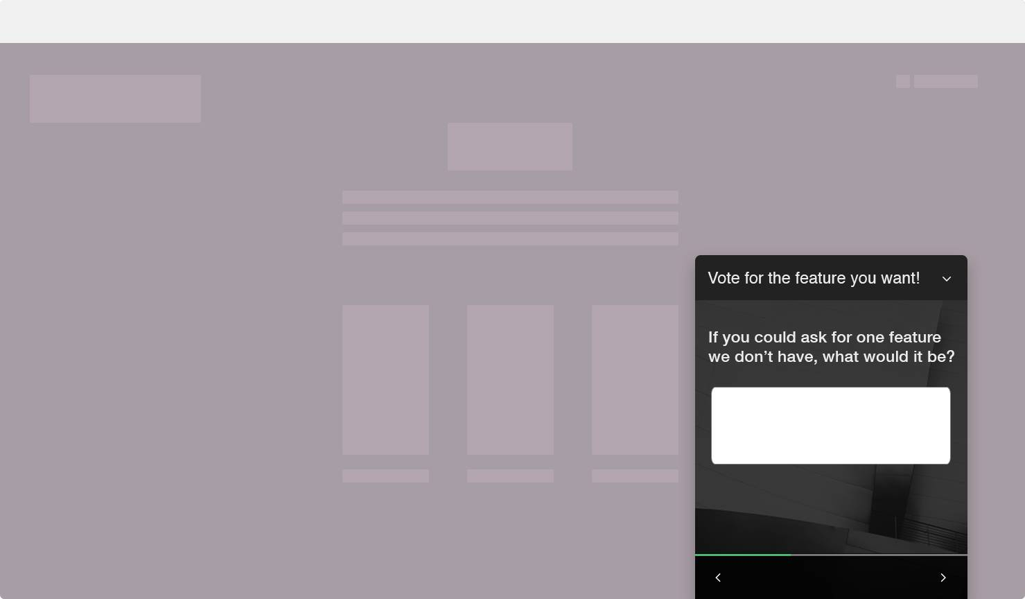 add surveys to your website - distribute online surveys