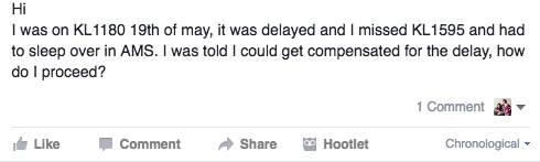unhappy customers on social media