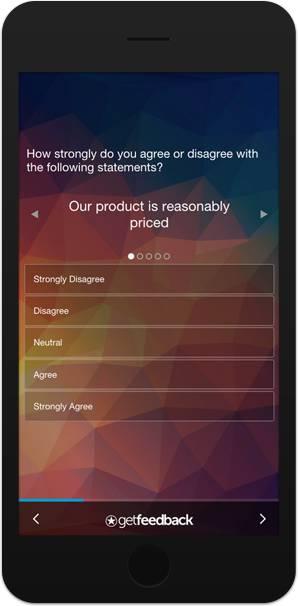 mobile-friendly surveys - send online surveys