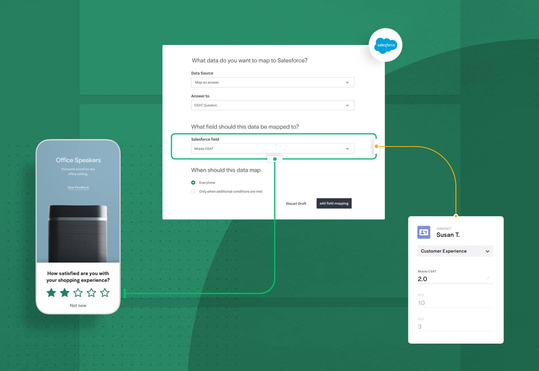 new Salesforce integration