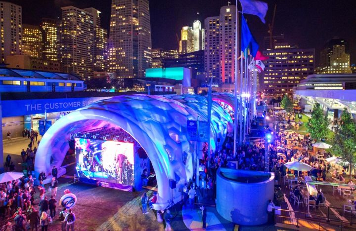 15 Fun Facts About Dreamforce [INFOGRAPHIC]