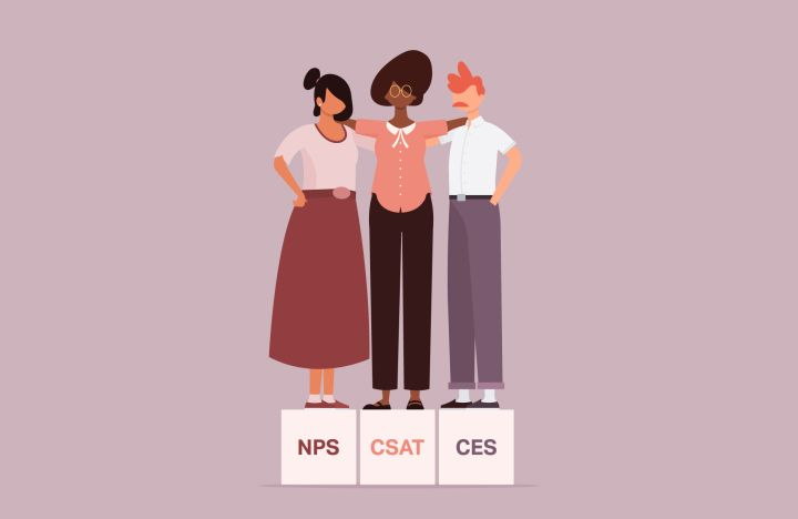 NPS, CES, CSAT: Which One is the Best Metric?
