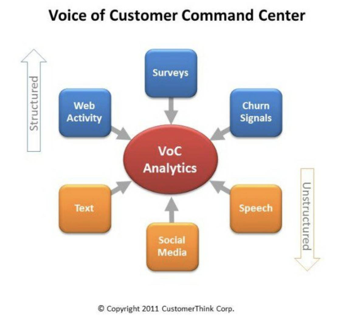 CustomerThink VoC