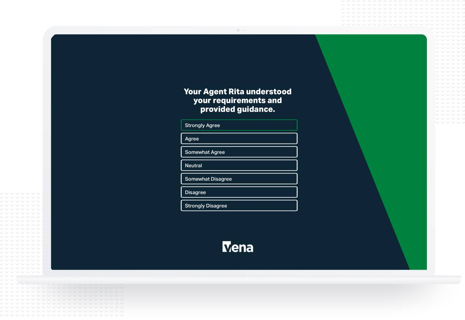 Vena Solutions survey 2