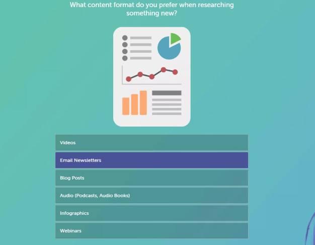 content marketing customer survey 3
