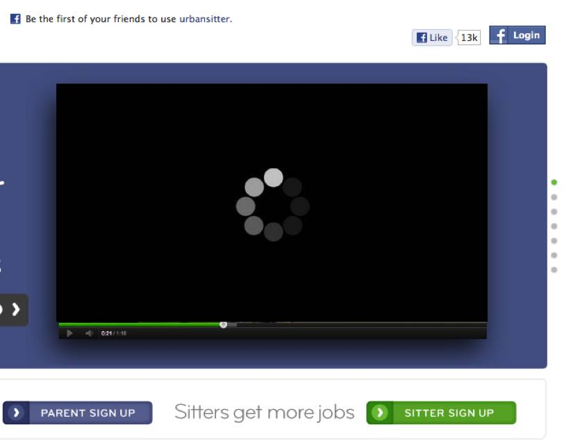 slow video streaming