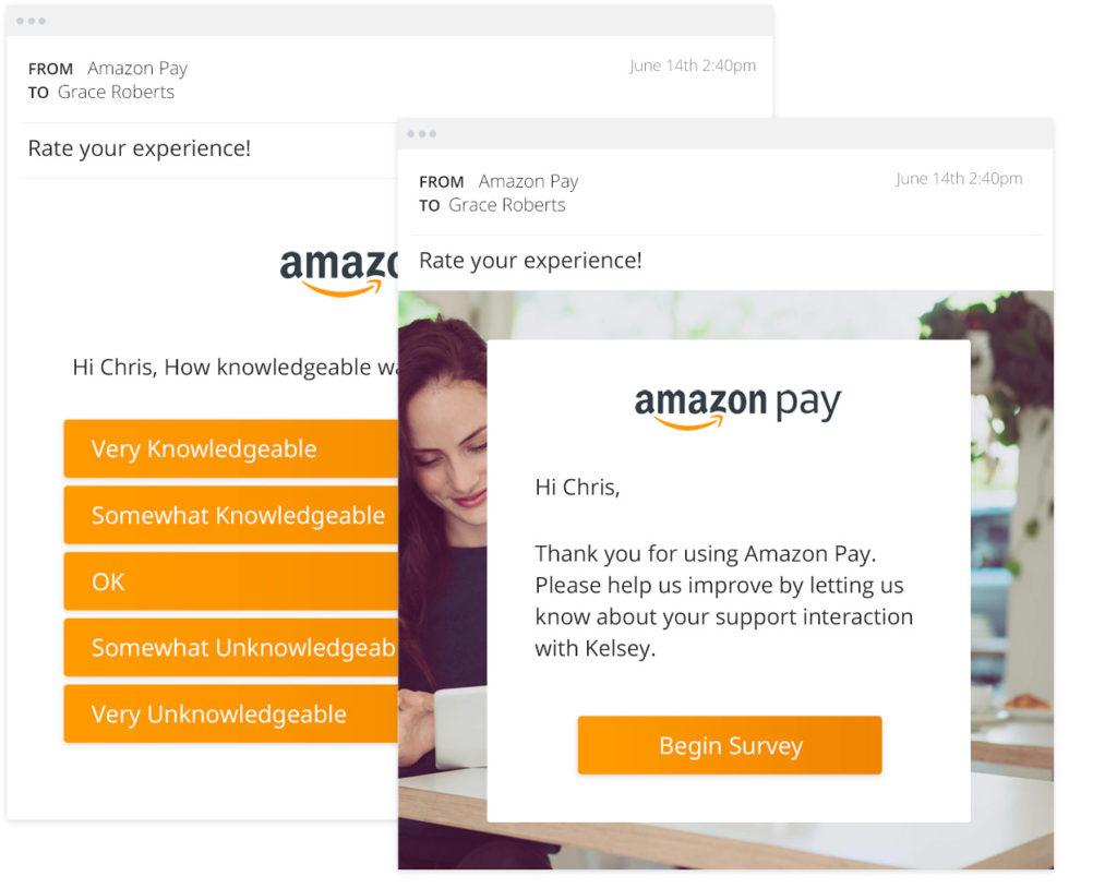 Salesforce survey email templates