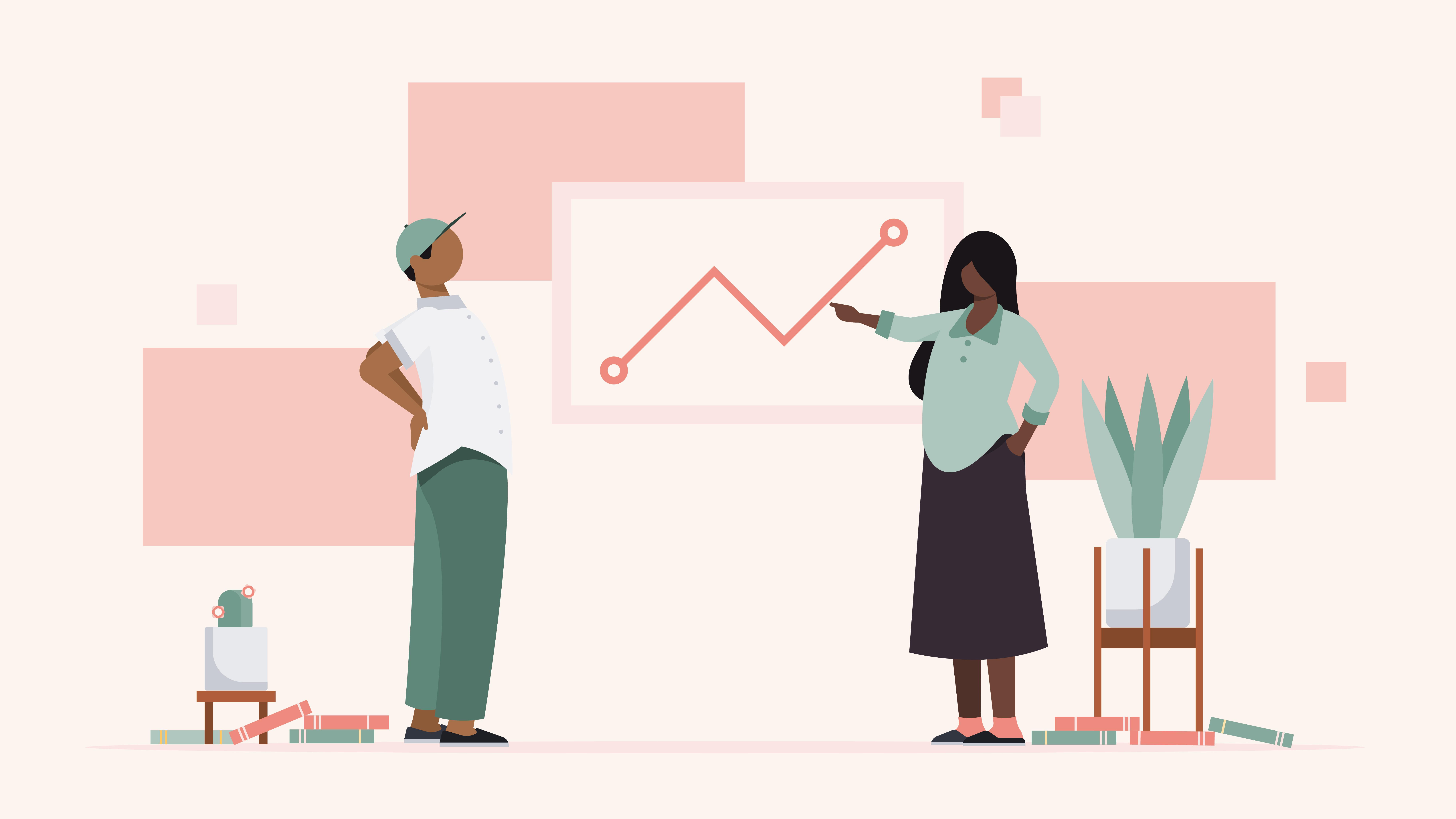 Business outcome metrics