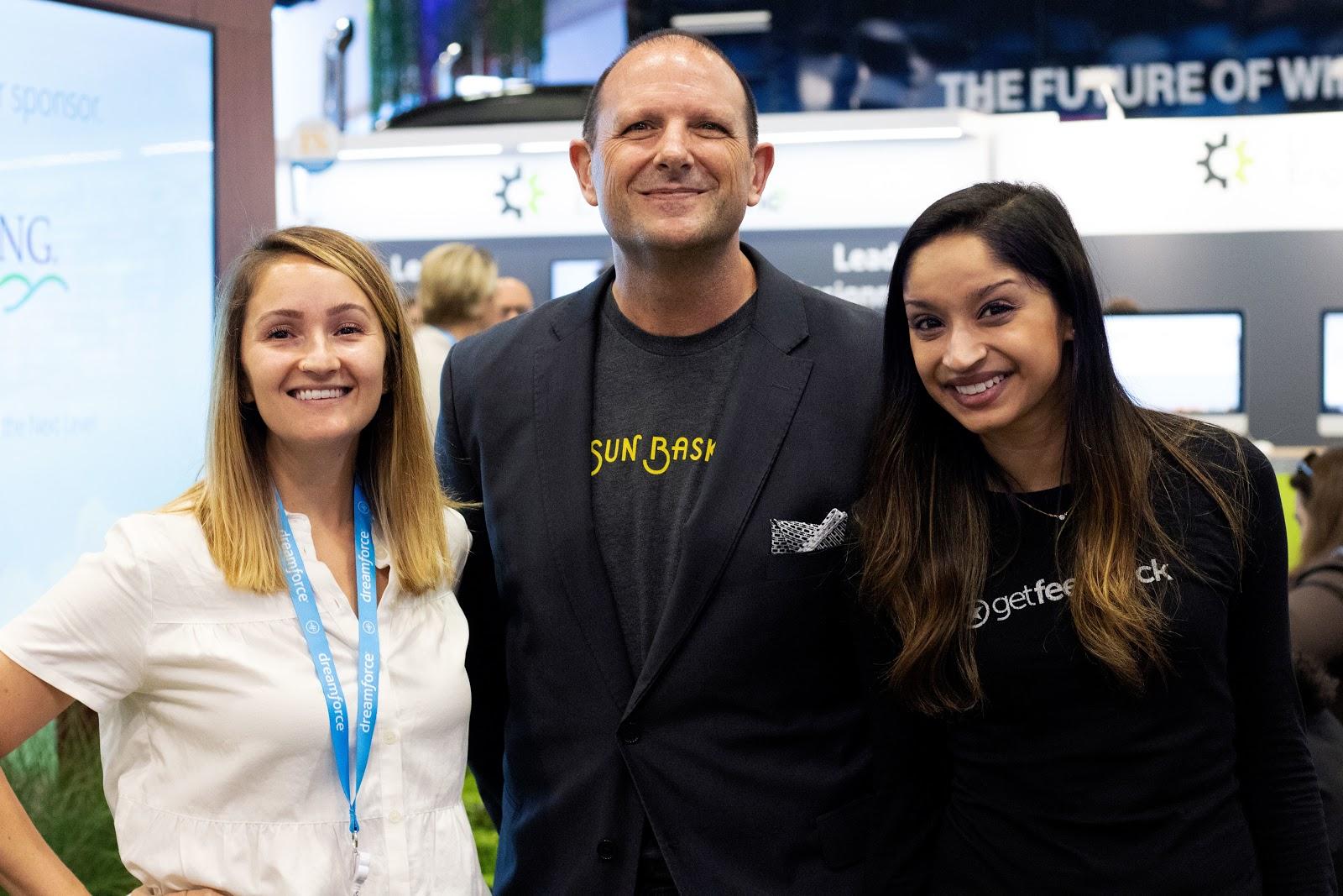 Dreamforce 2018: Crystal Reitmeir - Product Marketing Manager, GetFeedback & Sateja Parulekar - VP of Product Marketing and Alliances, GetFeedback & Brett Frazer - Head of Customer Service, Sunbasket