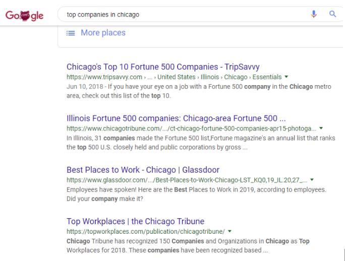 Deep Audience Research Methods to Improve Your Targeting- example google