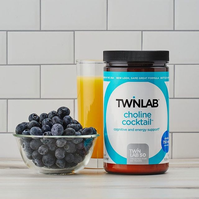 Get a head start on your weekend tasks, errands, and cleaning with the help of our Choline Cocktail. Add two tablespoons into a glass of water for a combination of vitamins, minerals, and antioxidants to boost your energy and cognitive function!