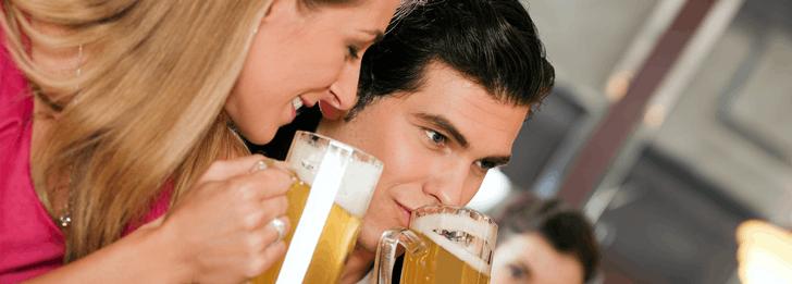 Testa dig själv: Dricker du för mycket alkohol?