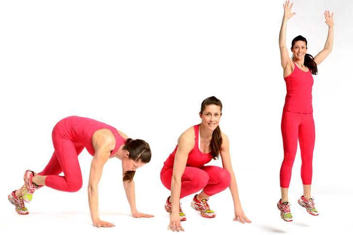 10 övningar du kan göra hemma