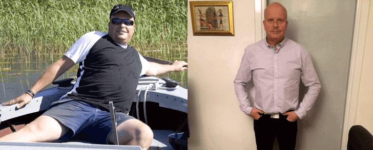 Gick ner i vikt – blev av med diabetes