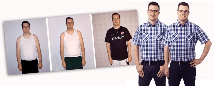 Gick ner i vikt – utan att spendera en timme på gym