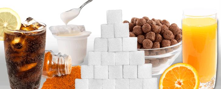 Hur många sockerbitar innehåller...