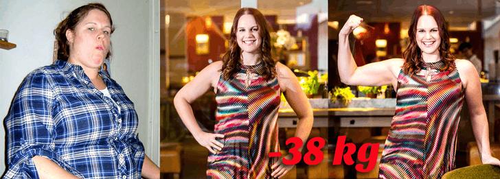 Gick upp 15 kilo i vikt – efter sin graviditet