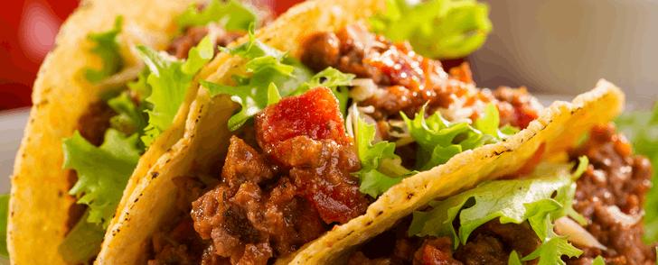 Så gör du dina tacos nyttigare