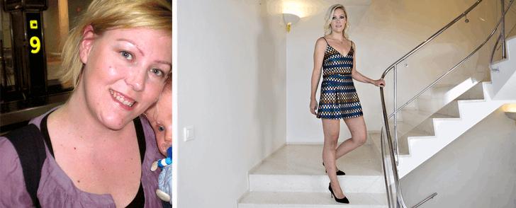 Blev granne med bageri och blev gravid – gick upp i vikt
