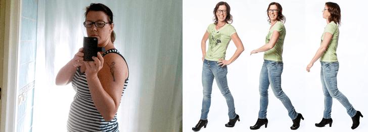 Gick ner i vikt – dubbelt så mycket än planerat