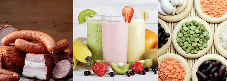 Vilka dieter är bra och dåliga om man vill gå ner i vikt?