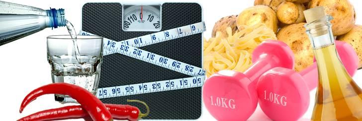 Lista: 10 vanliga myter om viktnedgång