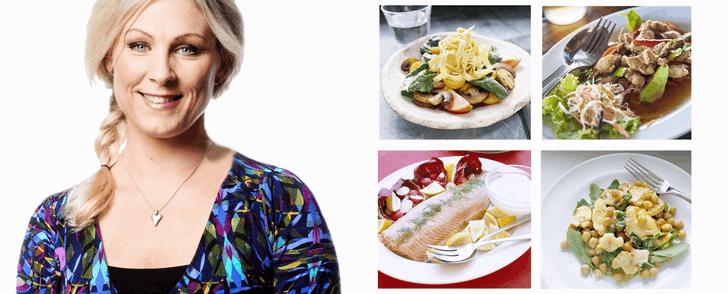 Portionsguide: Så mycket ska du äta för att gå ner i vikt