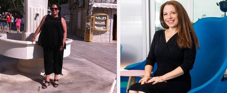 Så gick Helen, 50,  ner 32 kg – på ett år