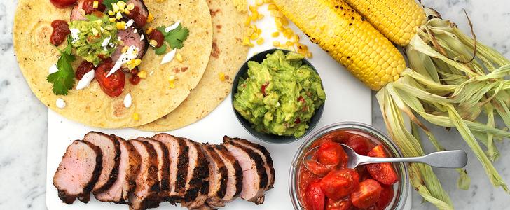 Testa en ny lyxig taco