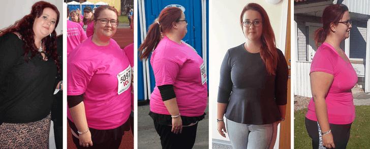 Började äta oftare – och gick ner i vikt