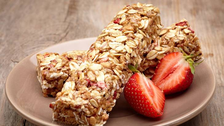 Är det bra att äta energibars om man vill gå ner i vikt?