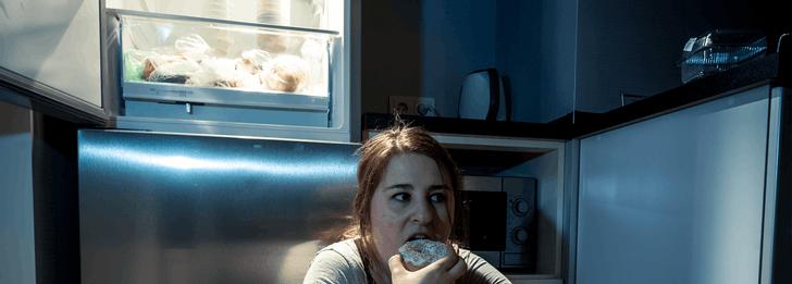 """""""Vad ska jag äta på kvällen om jag vill hålla koll på vikten?"""""""
