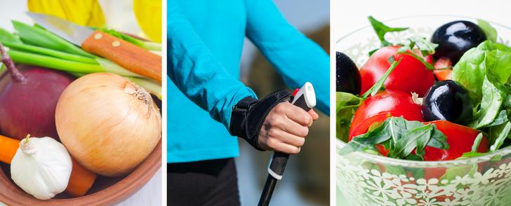 8 knep för att gå ner i vikt