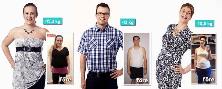 Hur mycket kan man egentligen gå ner i vikt på 100 dagar?
