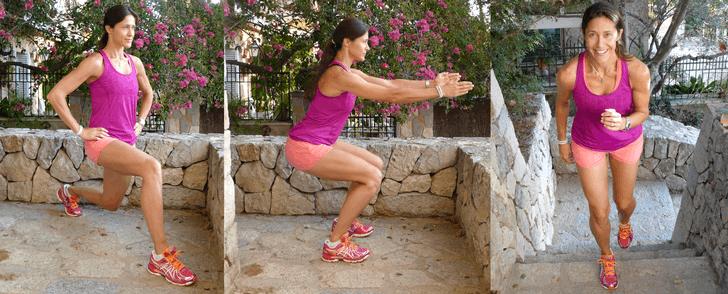 Träningsprogram för starkare ben