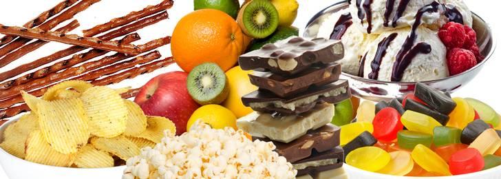Vilket snacks ska jag äta om jag vill gå ner i vikt?