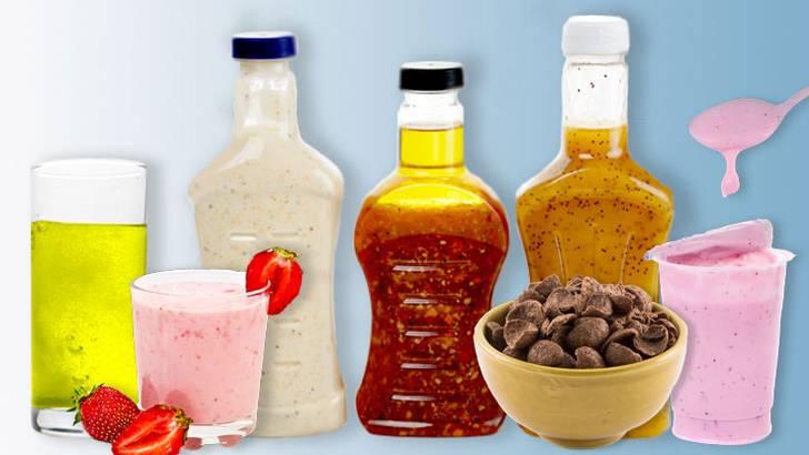 Sockerfria produkter och låg fetthalt ingen garanti