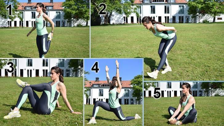 Smarta stretchskola i 5 steg