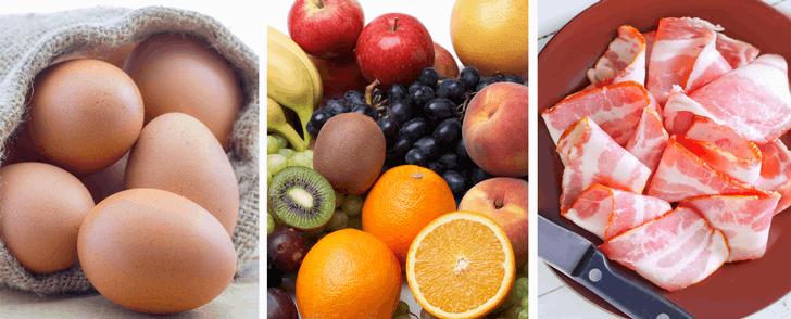 Sju myter och fakta om mat