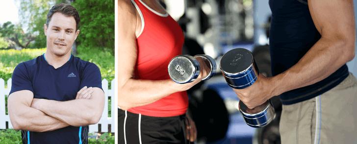 Maxa musklerna med bra mat