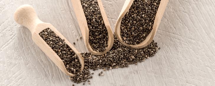 Tre lätta recept med hälsosamma chiafrön