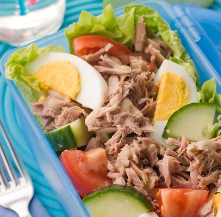 Dietistens tips: Så kan du göra lunchen lite nyttigare