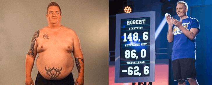 """Robert Sander: """"Jag har fått mitt liv tillbaka"""""""