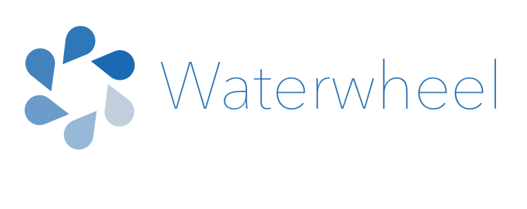 The logo for the Waterwheel ecosystem