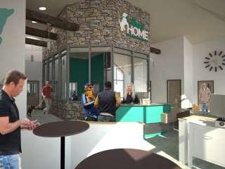 Almost Home - Dog Adoption Center