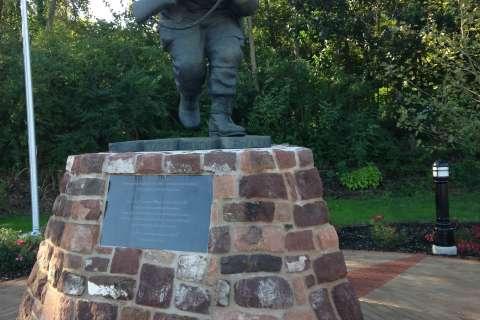 Winter's Veterans Memorial Plaza