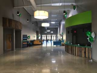 High Point Community Church Gathering Space